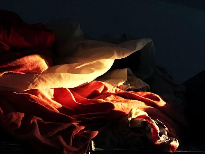 Light Textile drape Feeling