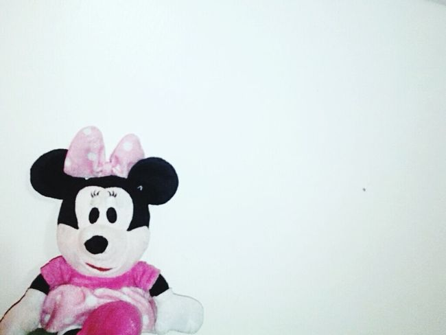 My favorite! Minnie Mouse!