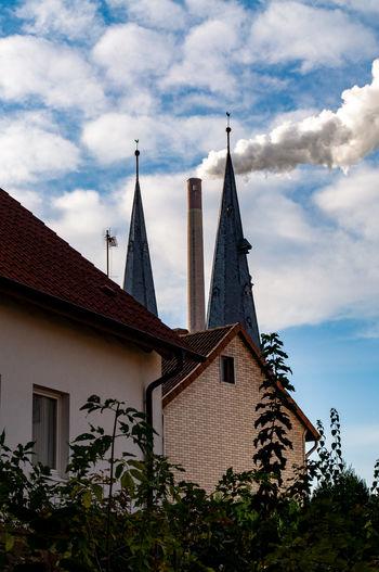 Kirchturm von