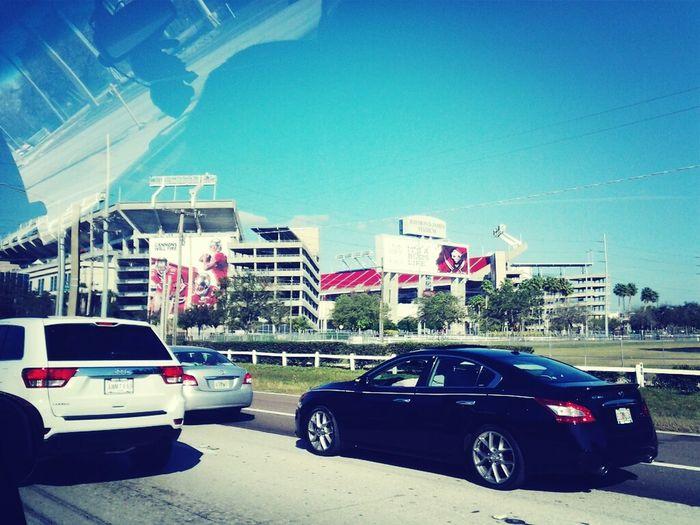 Buccaneer's Stadium .