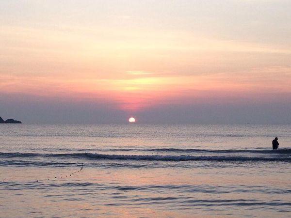 Sea Sea And Sky Sun Sunrise Morning
