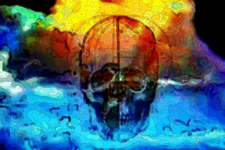 the face of death is a part of our daily life .we are for a while fare away from it but never fare .to lose it .may people in my father land are living with it every day .the death and birth of the new one are so close that they never see the distance between them .and now I feel how strong was and is my people which are fight to live .free .with dignity as well in piece .good bless them .my people in IRAQ . Iraq Life History Freedom Of Expression