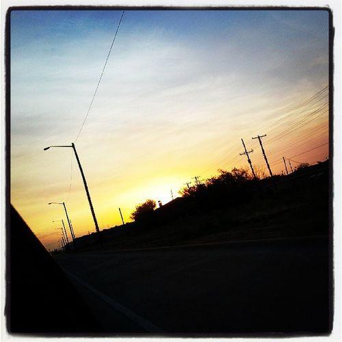 West Texas sunrise Beauty GoGod