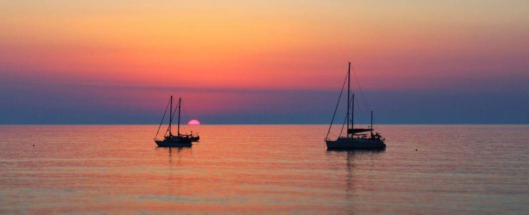 Sunset Streamzoofamily Sea Sun