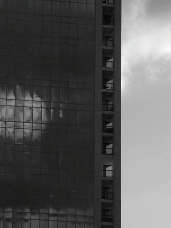 Buckheadatlanta Buckhead ATL Atlanta Atlanta, Georgia Clouds And Sky Reflections Urban Geometry Urban Landscape Skyscraper Skyscape Architecture Architecture_bw Cityscapes City View  The Graphic City