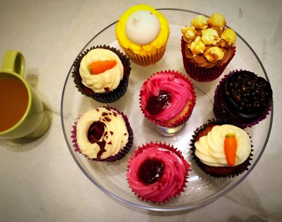 Cup Of Coffee Cupcakes Cupcake Colors Cupcake Cup Cakes Cupofcoffee Enjoy Eating Eatme Sweettreat Delicious Baked Goods Bakeryporn Cupcakes! Occasion Onthetable Table Iphonephotography Tabletop Dessertphotography Dessert Porn Cupcake Time Cupcakelovers Mysweettreat Birthday Foodphotography