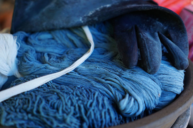 Abundance Art And Craft Ball Of Wool Blue Close-up Craft Creativity Day Fishing Industry Indoors  Industry Knitting Needle Large Group Of Objects Man Made Object No People Selective Focus Softness Still Life Textile Thread Wool