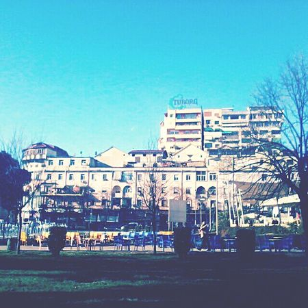 Hometown City Life I ❤️ Tirana Albania