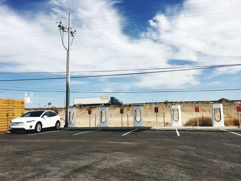 ❤️ Tesla Tesla Charging Station Arizona Road Trip