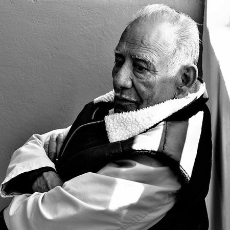 Un hombre con experiencia, my grandpa' <3. Ig_captures Ig_captures_people Allshots_ Ig_captures_bw bw beautiful man life elder Nikon D3100 amazing