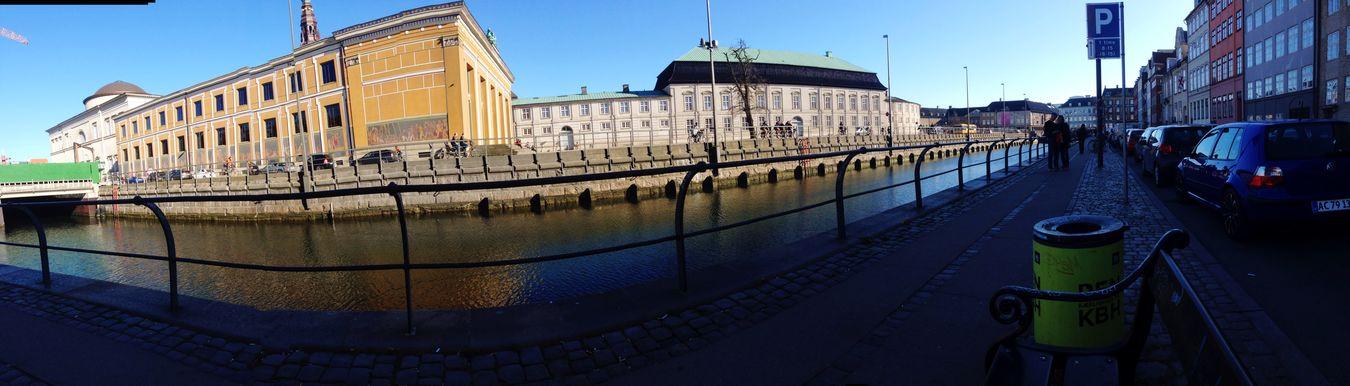 Panorama Panoramic Photography Panoramic View Copenhagen Spring River Chillzone