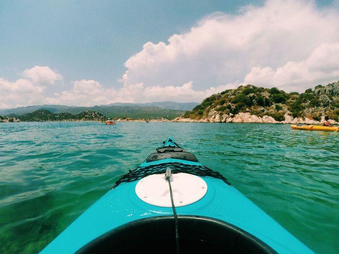 Canoe Kayaking