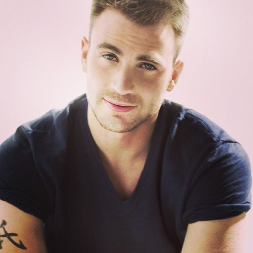 Belloo bello e impossibileee ♥ Chrisevans Beautiful Blueyes Actor captainamerica photooftoday popular instaphoto