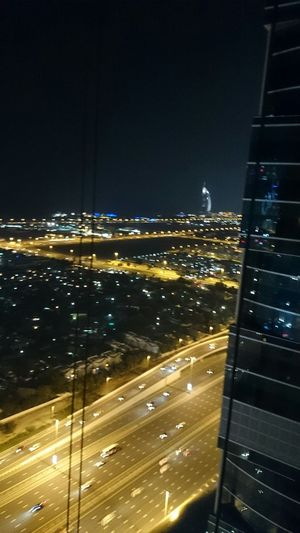 38th floor in Yassat_gloria Hotel Hotel Room View Dubai Dubai❤