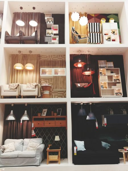 Different designs, one place Shelf Choice Store Variation Indoors  Colors Architecture Pattern Indoors  The Week On EyeEm