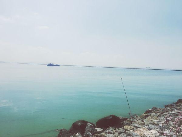 巢湖独钓 first eyeem photo