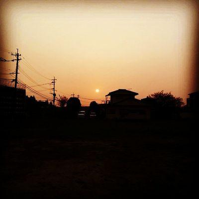 日本て感じねDrive Sunset Japan