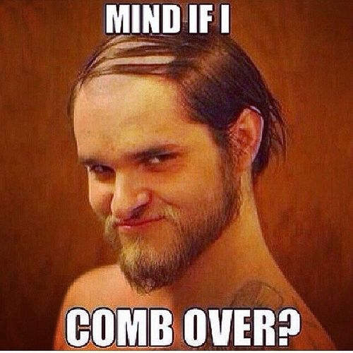 Lol .... DoYouMind Combover