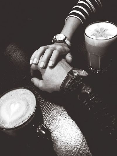 I'm With You And We're Together... We're In Heaven #à toi #looking in your eyes... I Never Realized How I Love You Coffee, Love And You