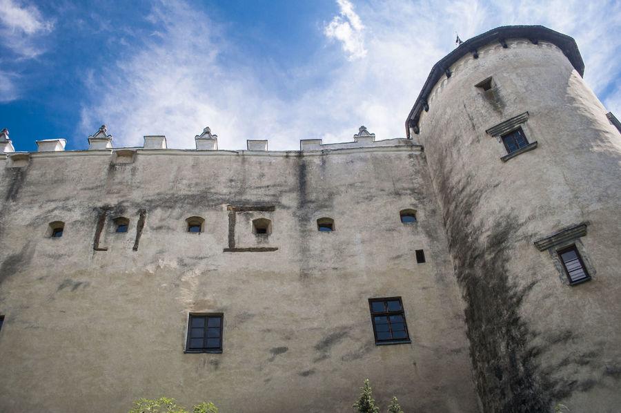 Architecture Castle Composition Culture Historic History Niedzica