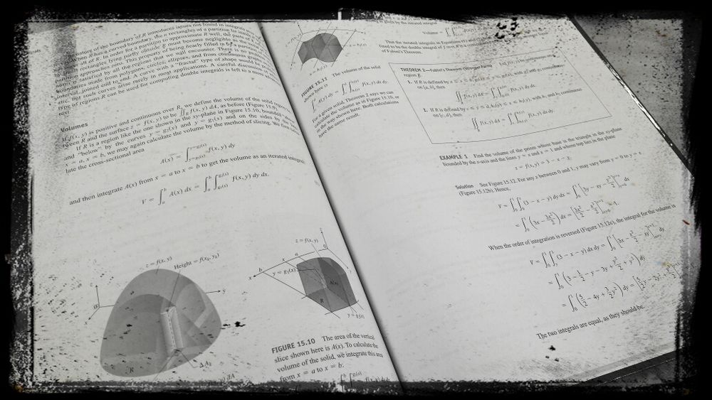 Another day, another equation... Mathematics Studying