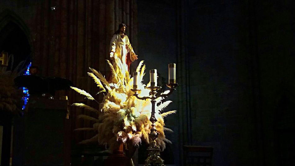 Jesus Church Dark Inside Gdl Showcase: March Showcase:March