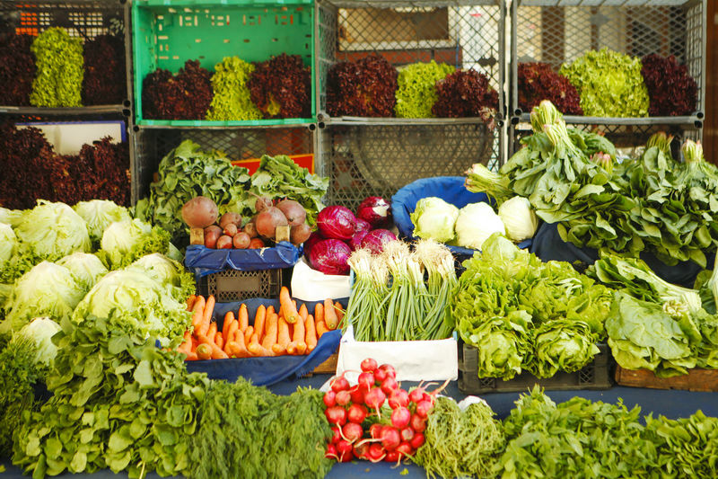Greengrocer Greengrocery