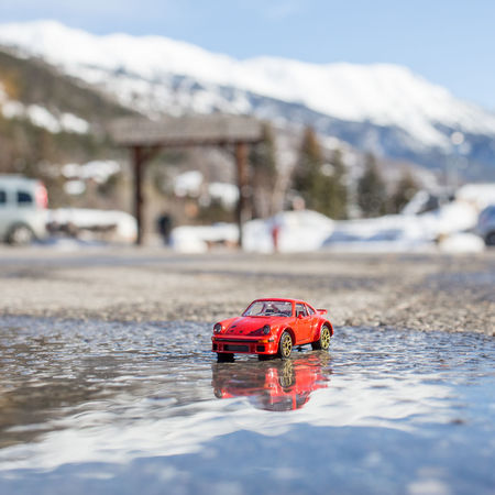 porsche Porsche Serre Chevalier Vallée Water Mountain Red Day No People Nautical Vessel Outdoors