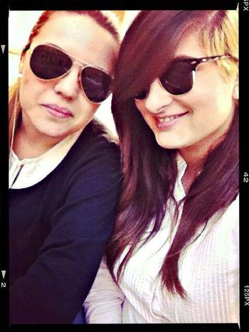 Selfie Sunglasses Blondeandbrunette Selfportrait