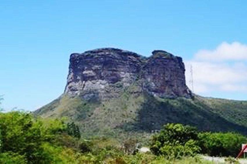 Morro do Pai Inácio - Chapada Diamantina - Bahia-Brasil