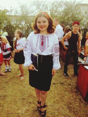 Hi! That's Me Ukrainian Girl Pray For Ukraine Amazing Day