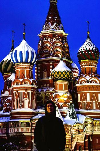Kremlin Built