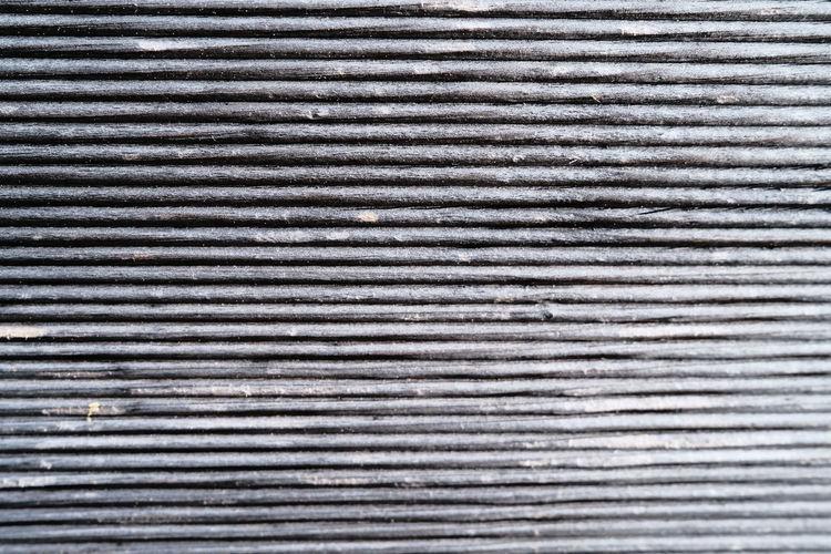 Full frame shot of white metal