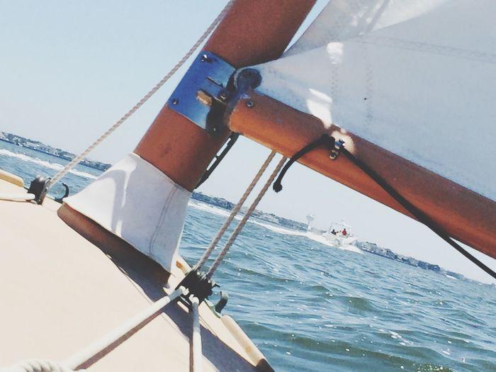 The Essence Of Summer Sailing The Essence Of Summer- 2016 EyeEm Awards This Week On Eyeem Water Marina Feel The Journey Barnegat Bay