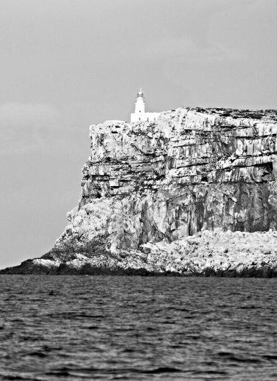 El Faro De La Mola Blackandwhite Eye4black&white