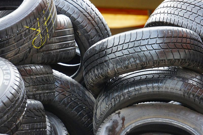 The Week On EyeEm Automobile Industry Close-up Day No People Outdoors Rubber Sport Sports Race Stack Tire Transportation Vehicle Part Wheel