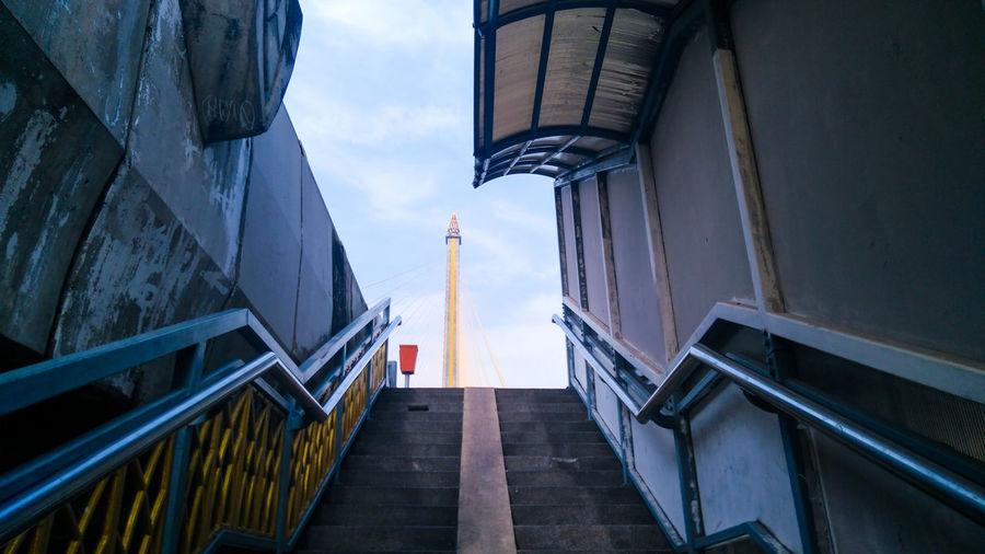 Upstair. Rama