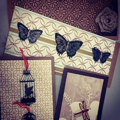 Cards Paperart Cardscreatedbychris Inlandempireartists