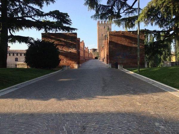 Bridge Verona Italy