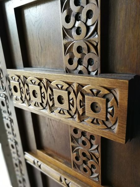 Pattern Wood Art Wood - Material Close-up