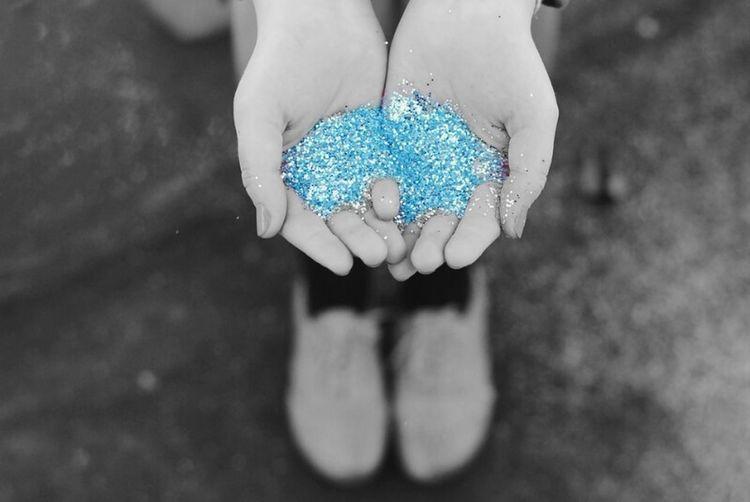 Happy Birthday To Me!! That's Me Glitters