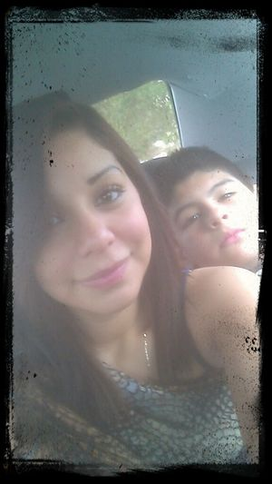 My Brother And I :D