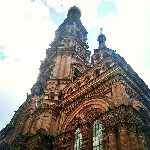 ⛪ казань Kazan Russia Church