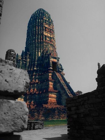 old temple