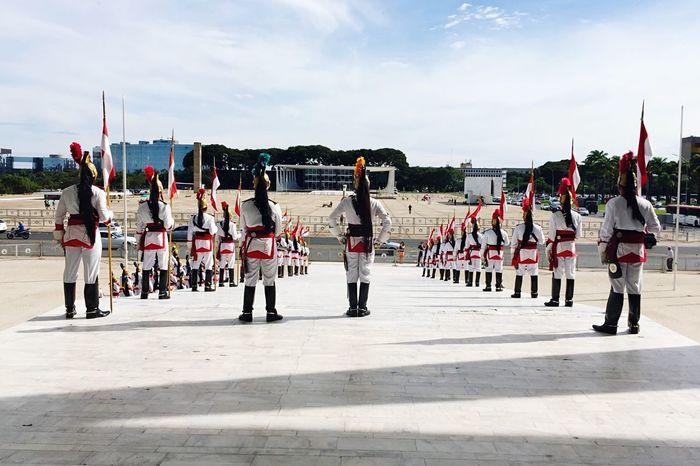 Rampa Brasil Brasília Palace Guard Iphone6