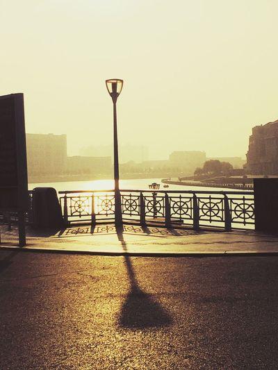 清晨一缕阳光