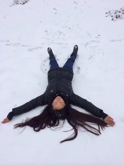 My Wife My Love Snow Hometown