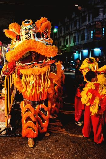 Chinese New Year Chiang Mai Celebration Chinese New Year Chiang Mai | Thailand Chiangmai New Year 2017 Fire Rooster Parade Market Night Market In Thailand Night Night Market ASIA Aseantravel Asean Carnival Crowds And Details