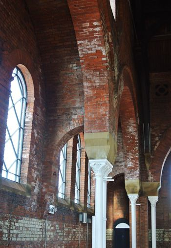 Arch Window Indoors  Architecture No People Day Built Structure
