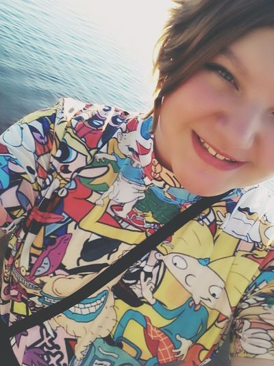 Vacation Orlando Florida 90s Kid Enjoying Life Having Fun Selfie ✌ Hello World